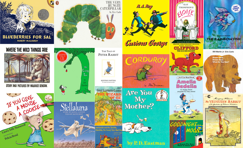 10 Childrens Books to learn about business