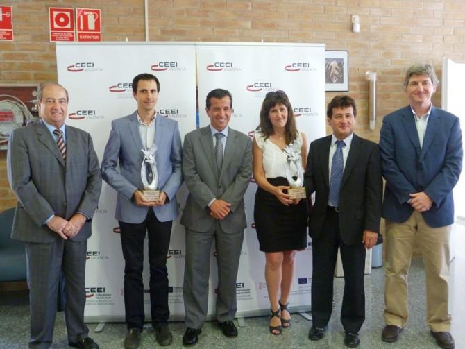 FentISS e Instituto de Medicina Genómica, ganadores de los Premios CEEI-IMPIVA 2012 Valencia