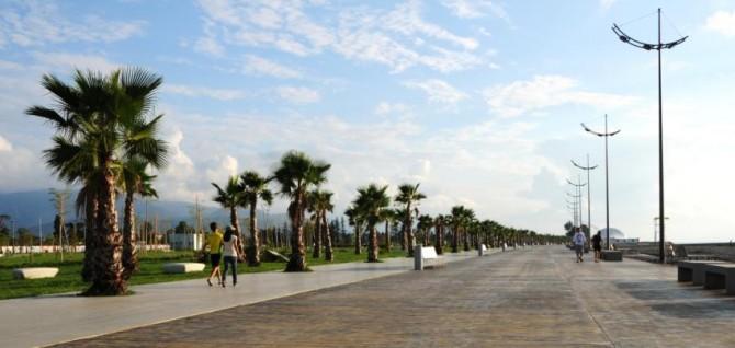 CMD Ingenieros han sido premiados por el Bulevar Litoral de Batumi con el  International Architecture Awards