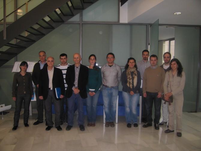 Visitamos Sistemas Genómicos, empresa líder en análisis de ADN y ARN