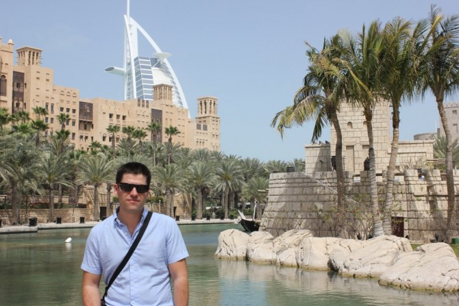 """""""En Qatar la competencia es muy dura porque vienen profesionales de todo el mundo"""""""