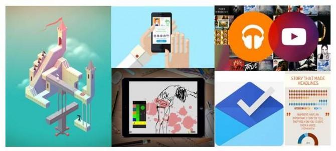 Las mejores apps y herramientas online que nos deja el 2014