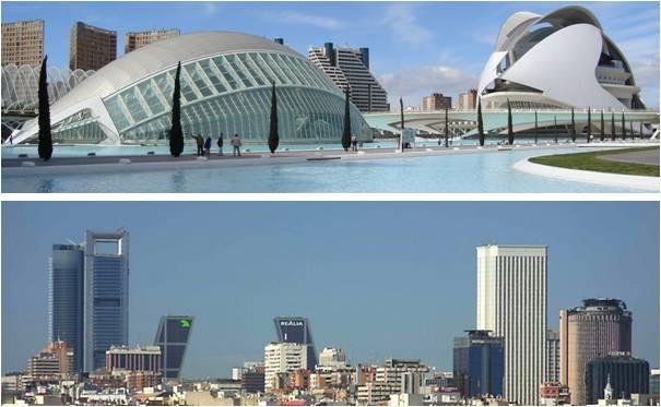 Tú a Valencia y yo a Madrid