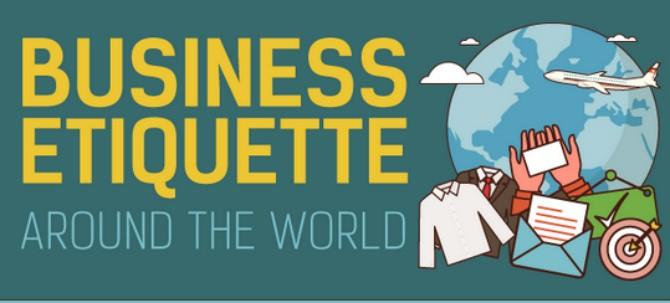 Etiqueta y protocolo para hacer negocios en todo el mundo