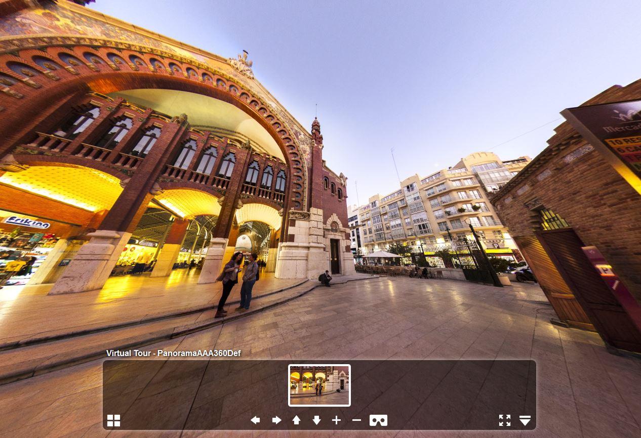 Pincha sobre la imagen para acceder al Tour Virtual