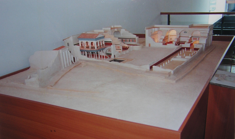 museo-arqueológico-Liria-maqueta-del-santuario