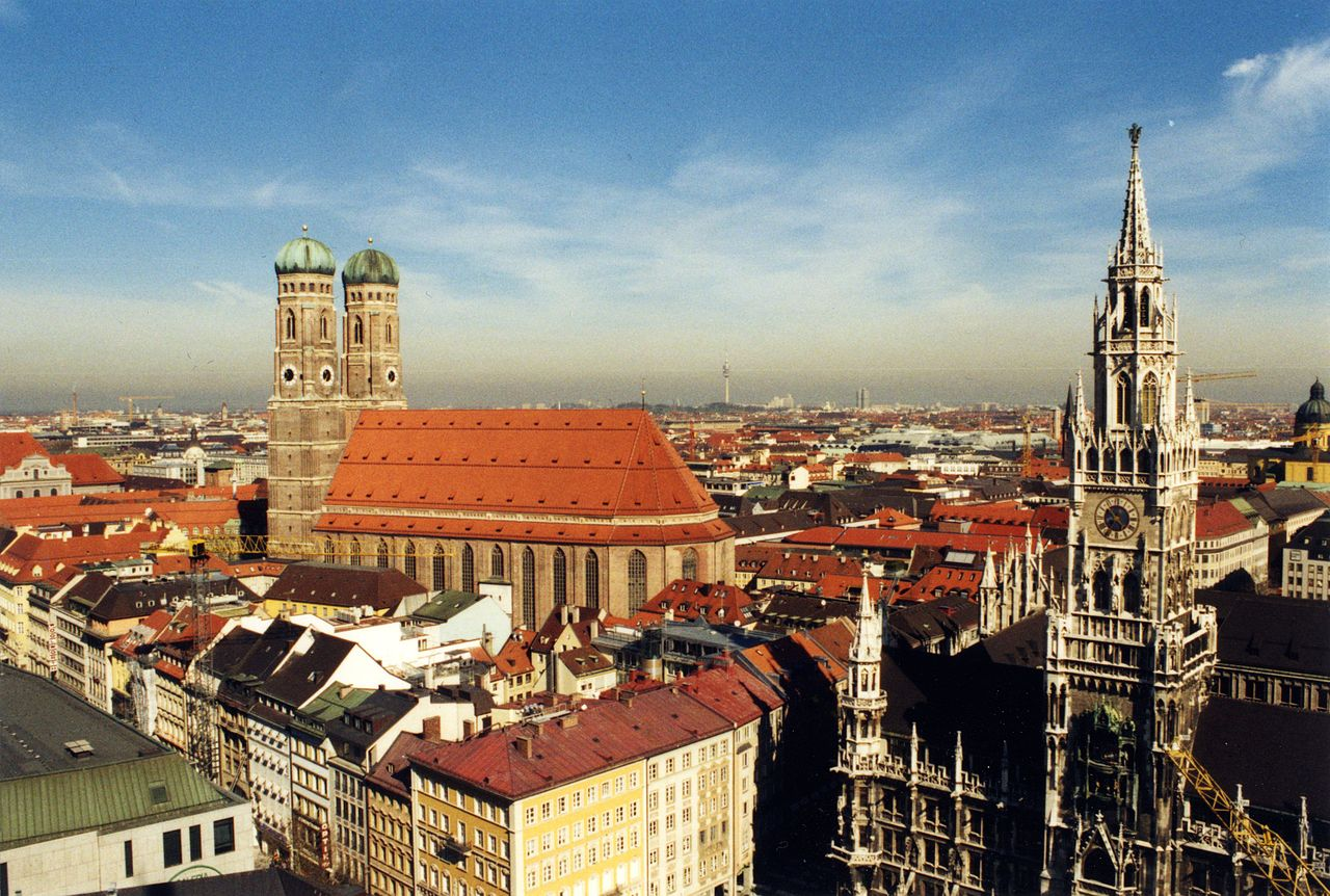 Munich-skyline