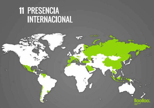 PresenciaInternacionalLlaollao