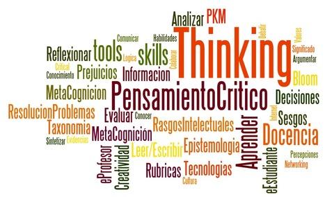 ¿Se puede aprender a pensar? Una aproximación al pensamiento crítico