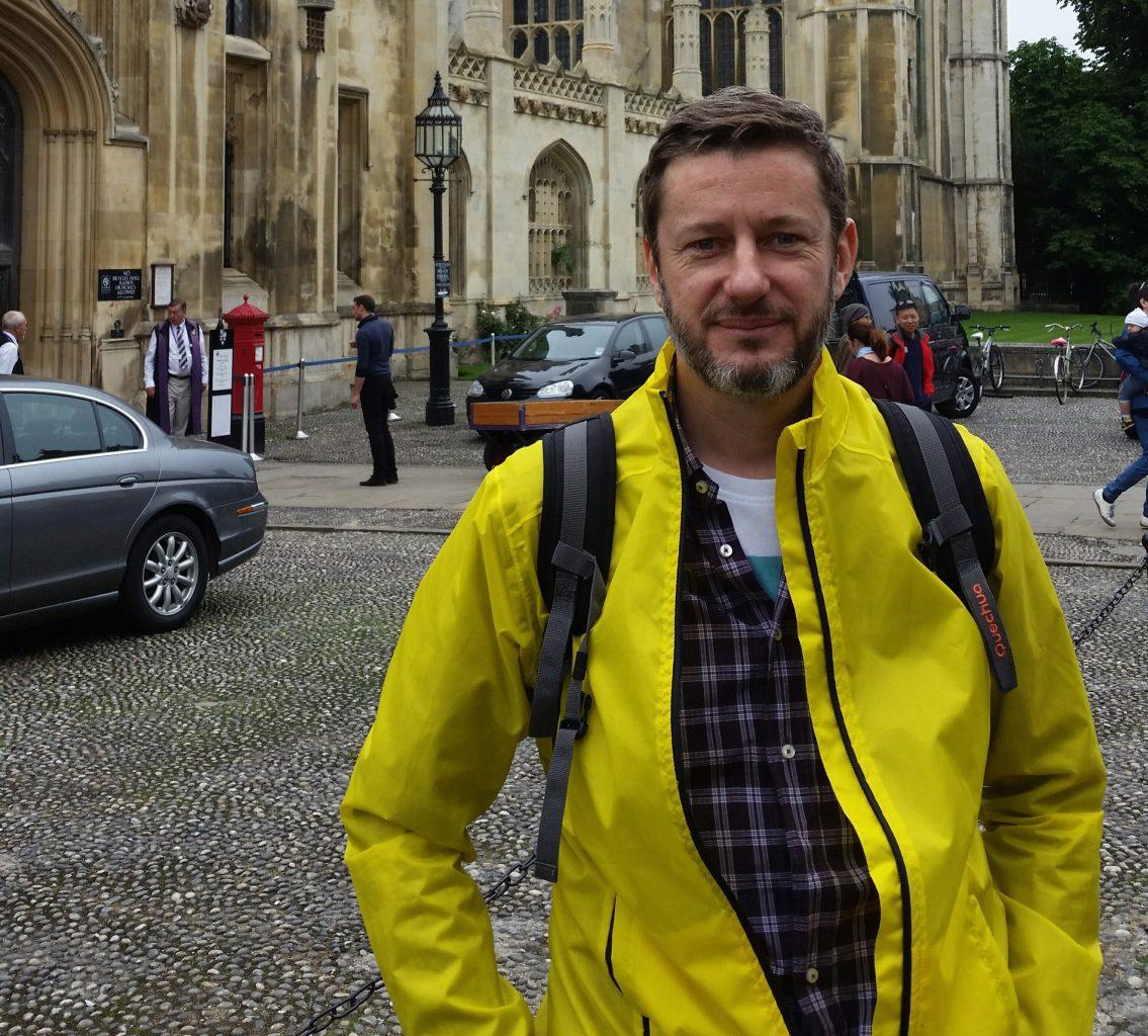 Un ejemplo en primera persona de búsqueda de empleo en Reino Unido. Parte 1