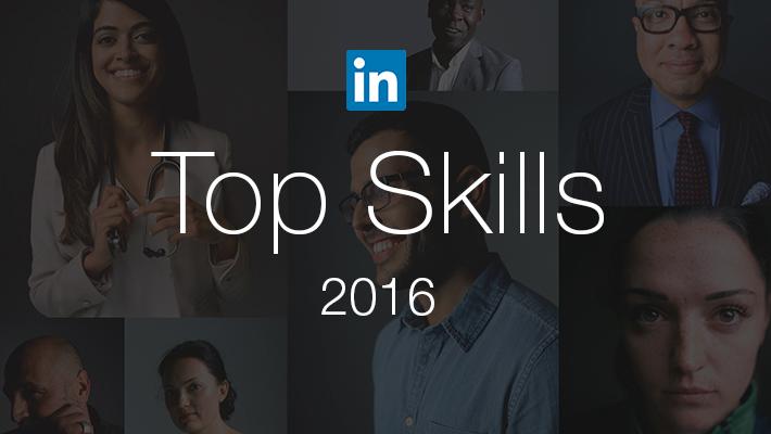 ¿Cuáles serán las habilidades más demandadas por las empresas en 2017 según LinkedIn?