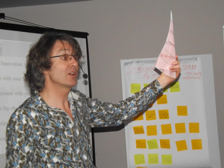 """""""Involucrar al cliente en el proceso innovador aumenta las posibilidades de éxito"""""""