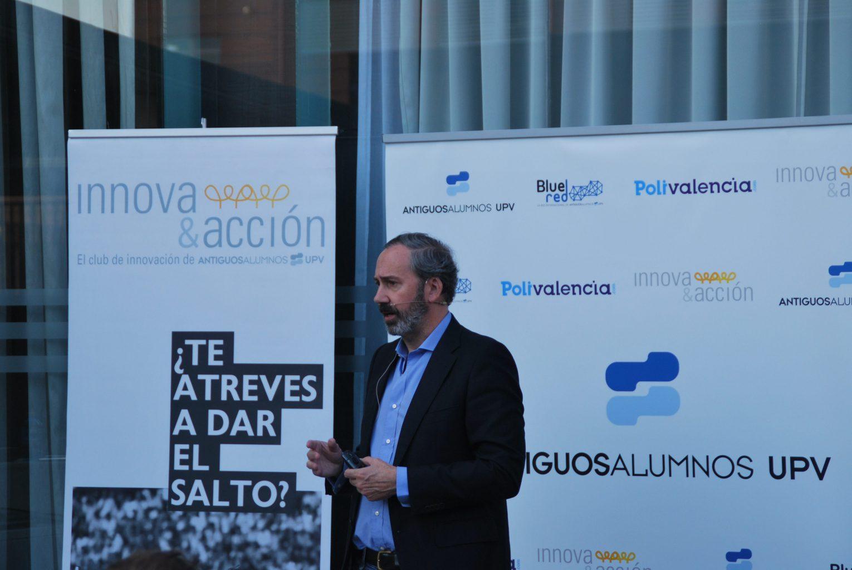 Encuentro Innova&acción con Paco Bree