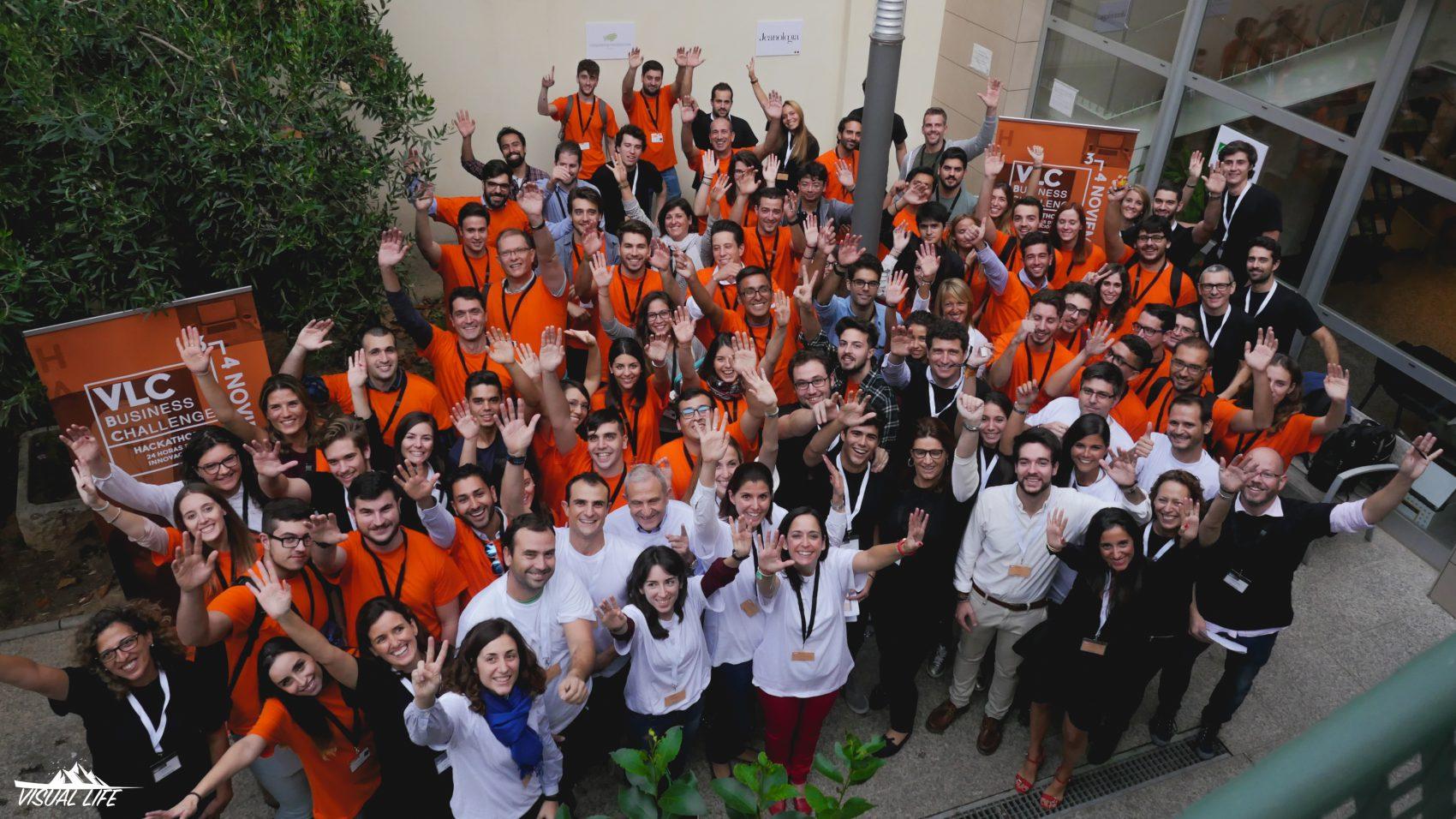 Hackathon Valencia Business Challenge: Experiencia inolvidable
