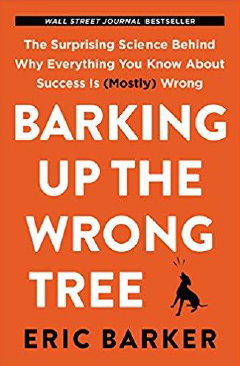 Professional Reading Club. Barking up the wrong tree by Eric Barker