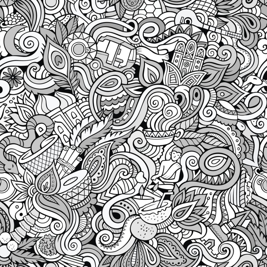 4 hermosos dibujos para pintar para adultos imagenes de mandalas