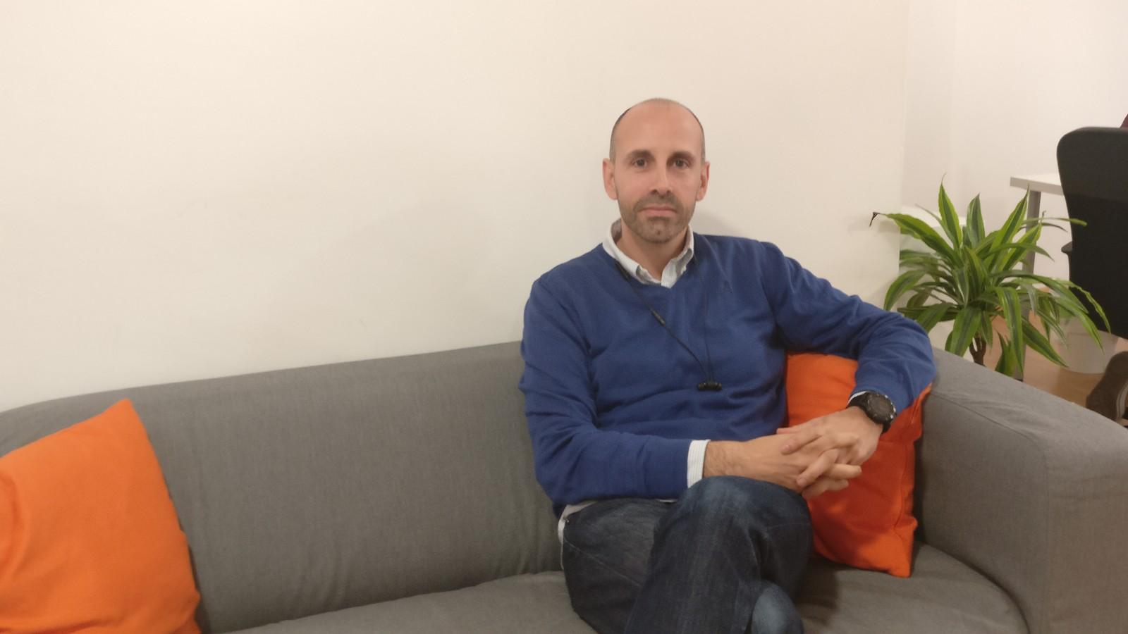 Javier Megías, CEO y fundador de StartupXplore: Premio Blue red 2017