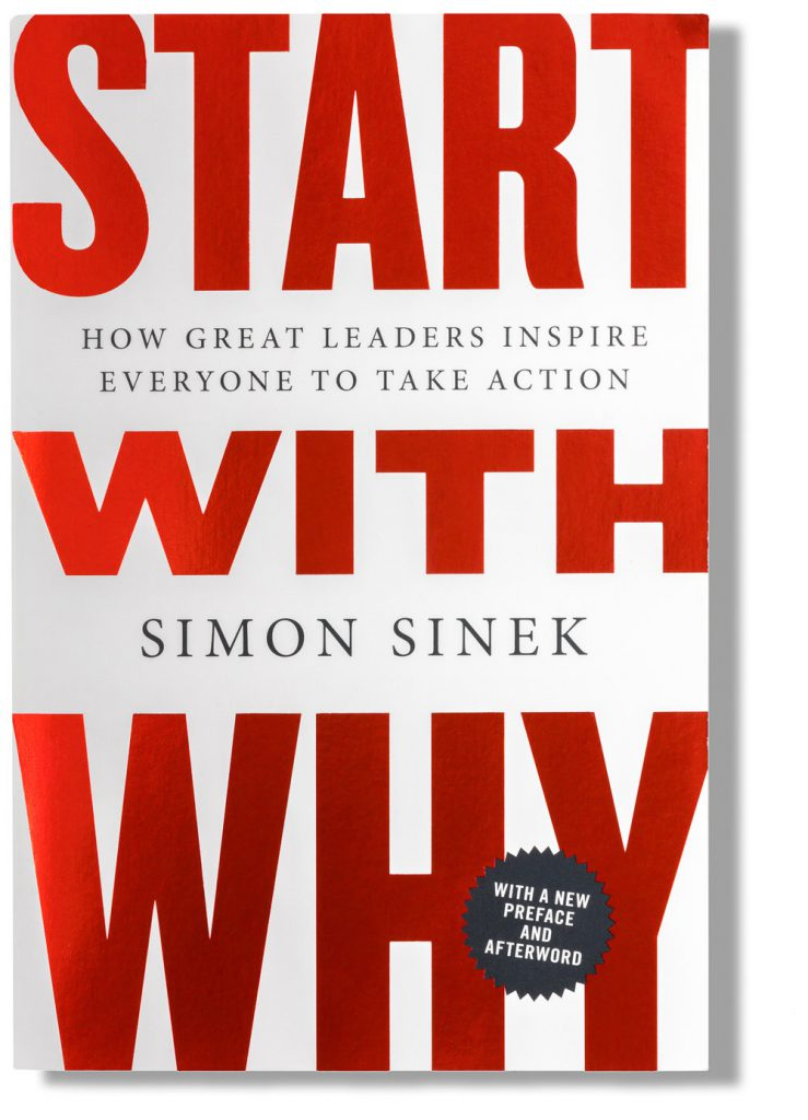 Professional Reading Club: Start With Why