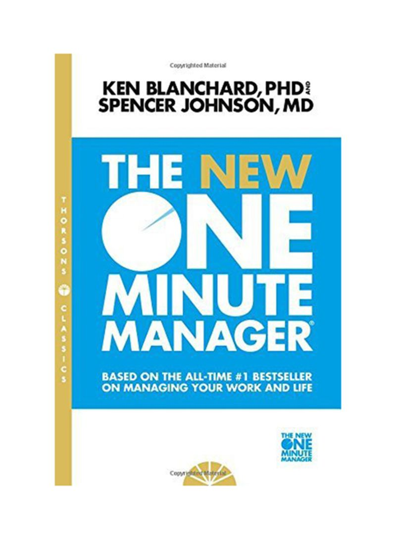 Professional Reading Club: The New One Minute Manager