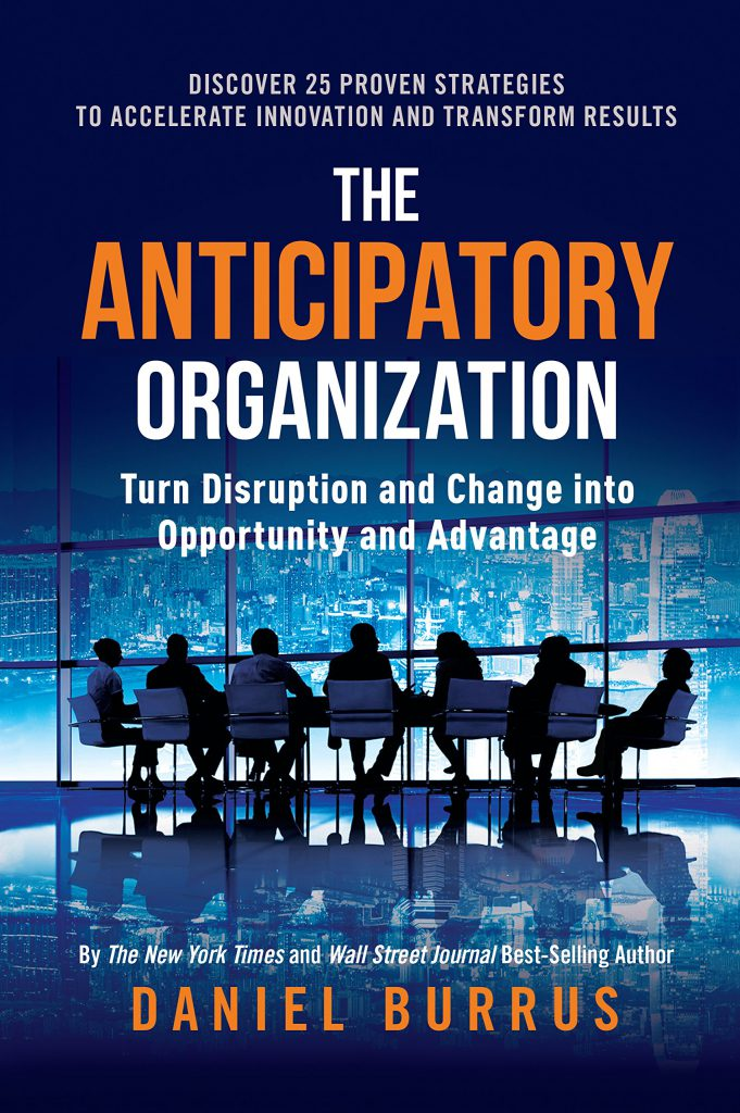 Professional Reading Club: The Anticipatory Organization
