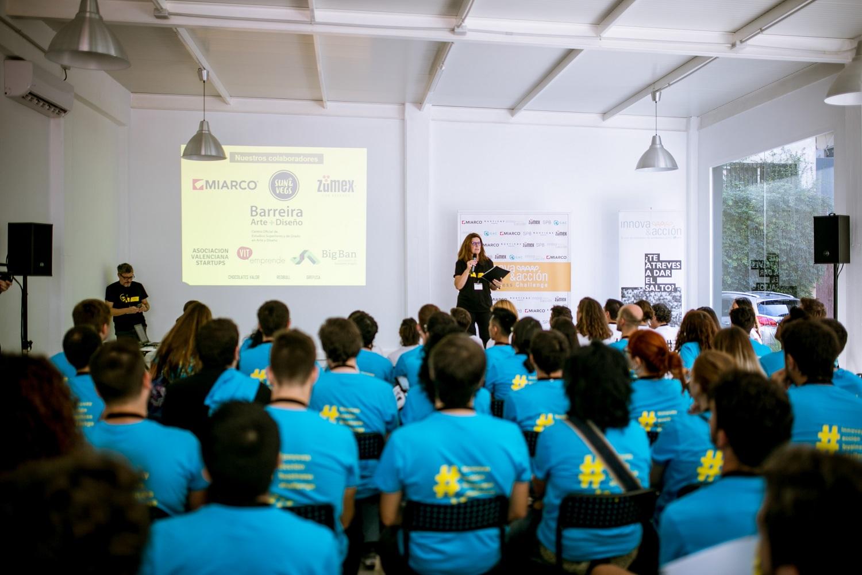 Innova&acción Business Challenge 2018: No hay palabras