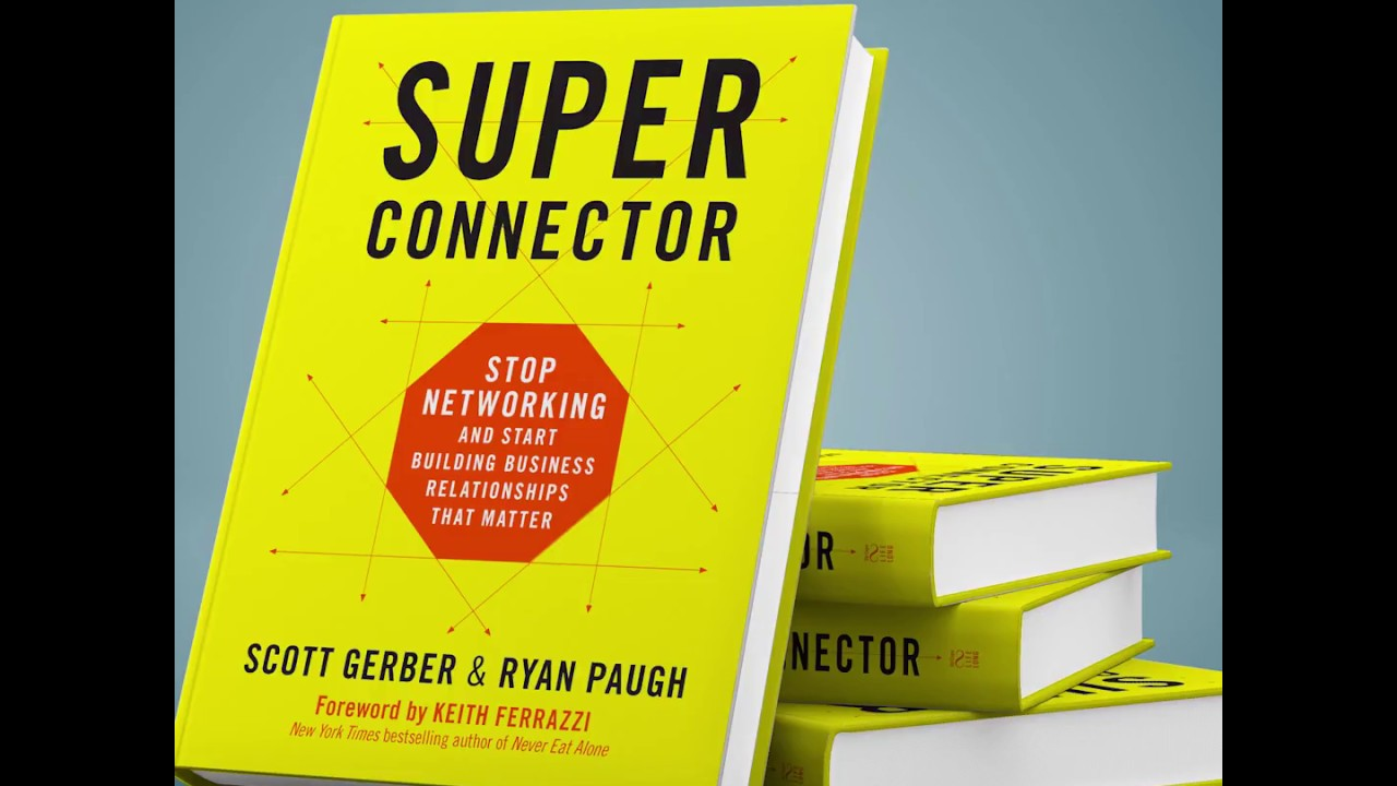 Professional Reading Club: Super Connector