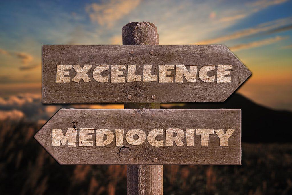 excelencia-vs-mediocridad