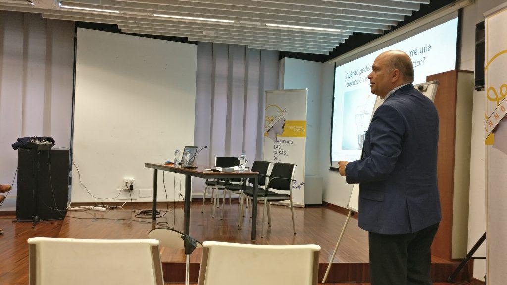 Innova&Acción con Oswaldo Lorenzo: Agilidad y disrupción, las cualidades del líder innovador del futuro