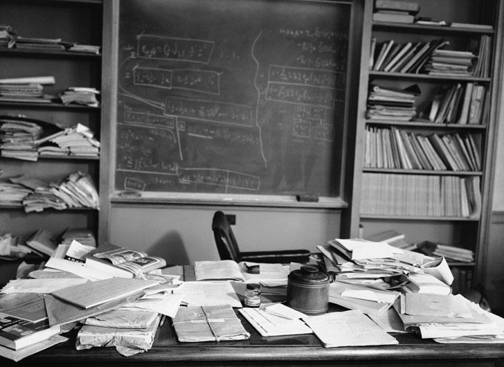 Despacho de Albert Einstein