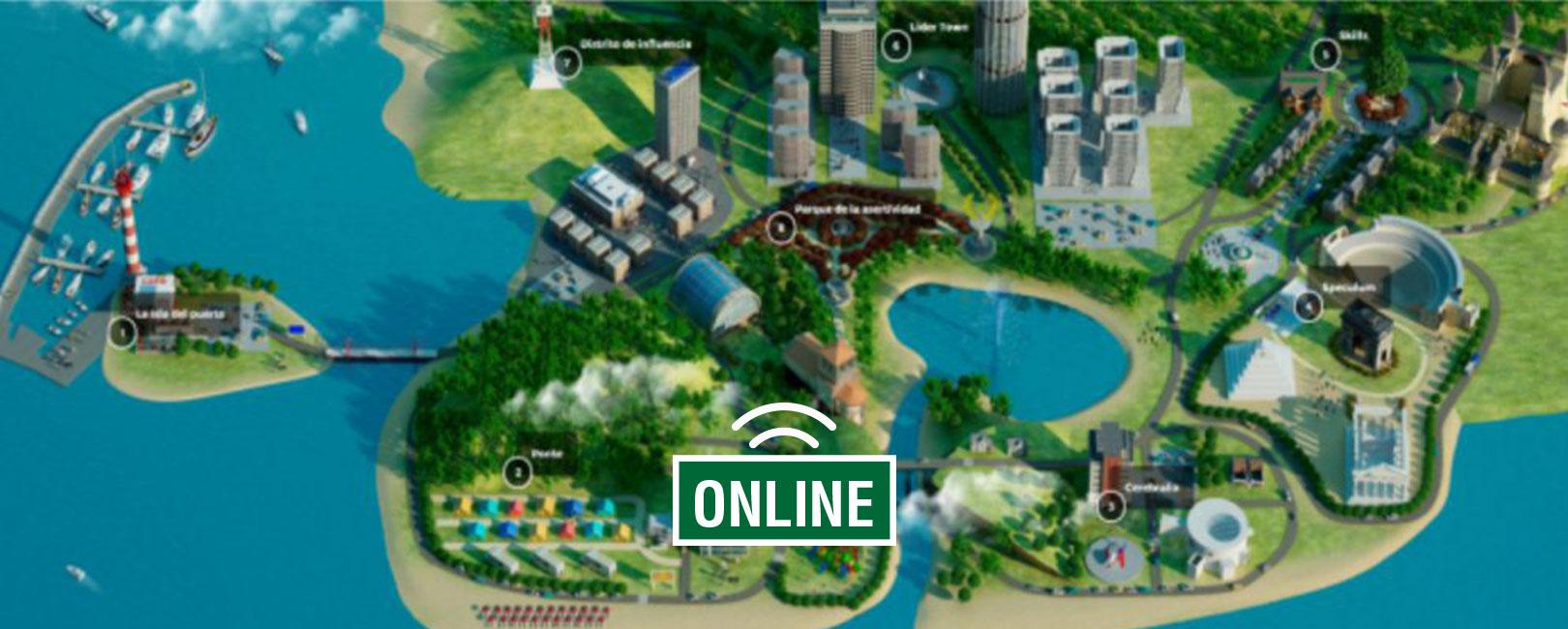 La ciudad de las emociones online
