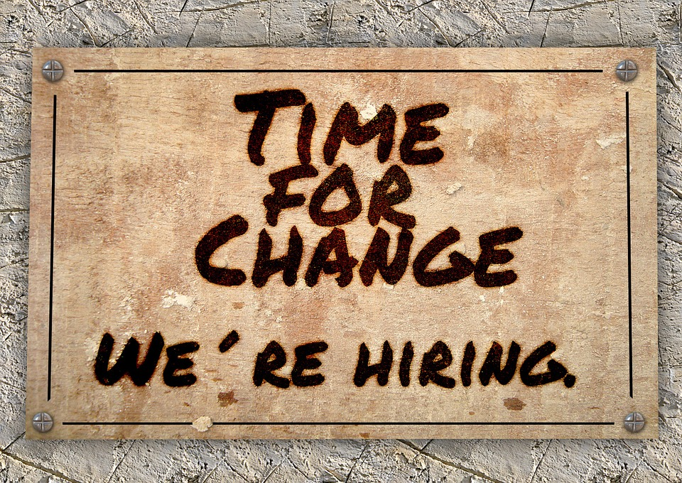 Hired Turn On Change Employment Shield
