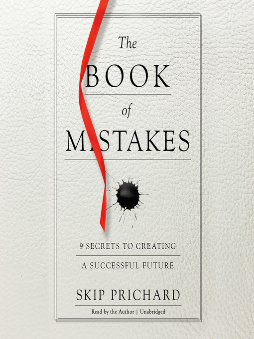 The Book of Mistakes by Skip Richard