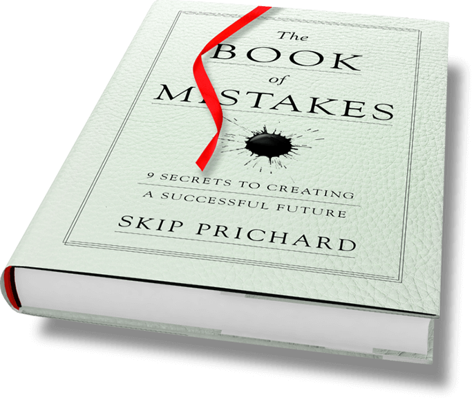 The Book of Mistakes. 9 secrets to creating a successful future