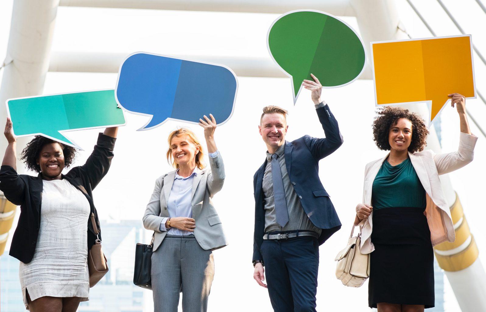Comunicarse efectivamente en el entorno laboral, primer paso para la excelencia