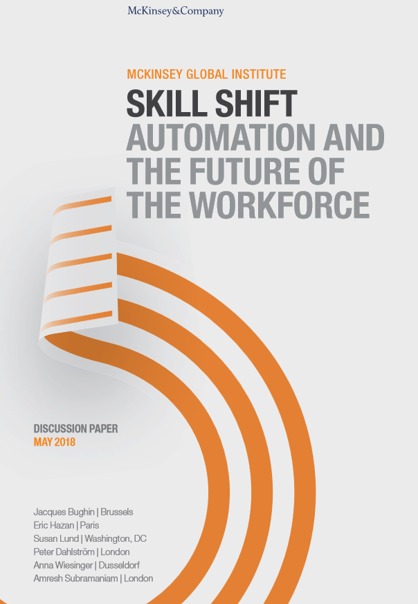 Skill shift: automation and the future of the workforce