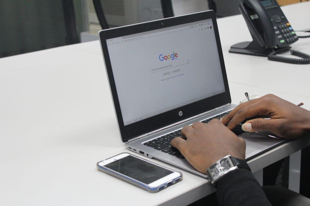 CDPL: Búsquedas eficientes en Google