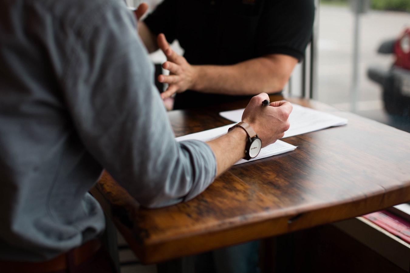 ¡Encuentra tu primer empleo! Tipos de entrevistas de trabajo