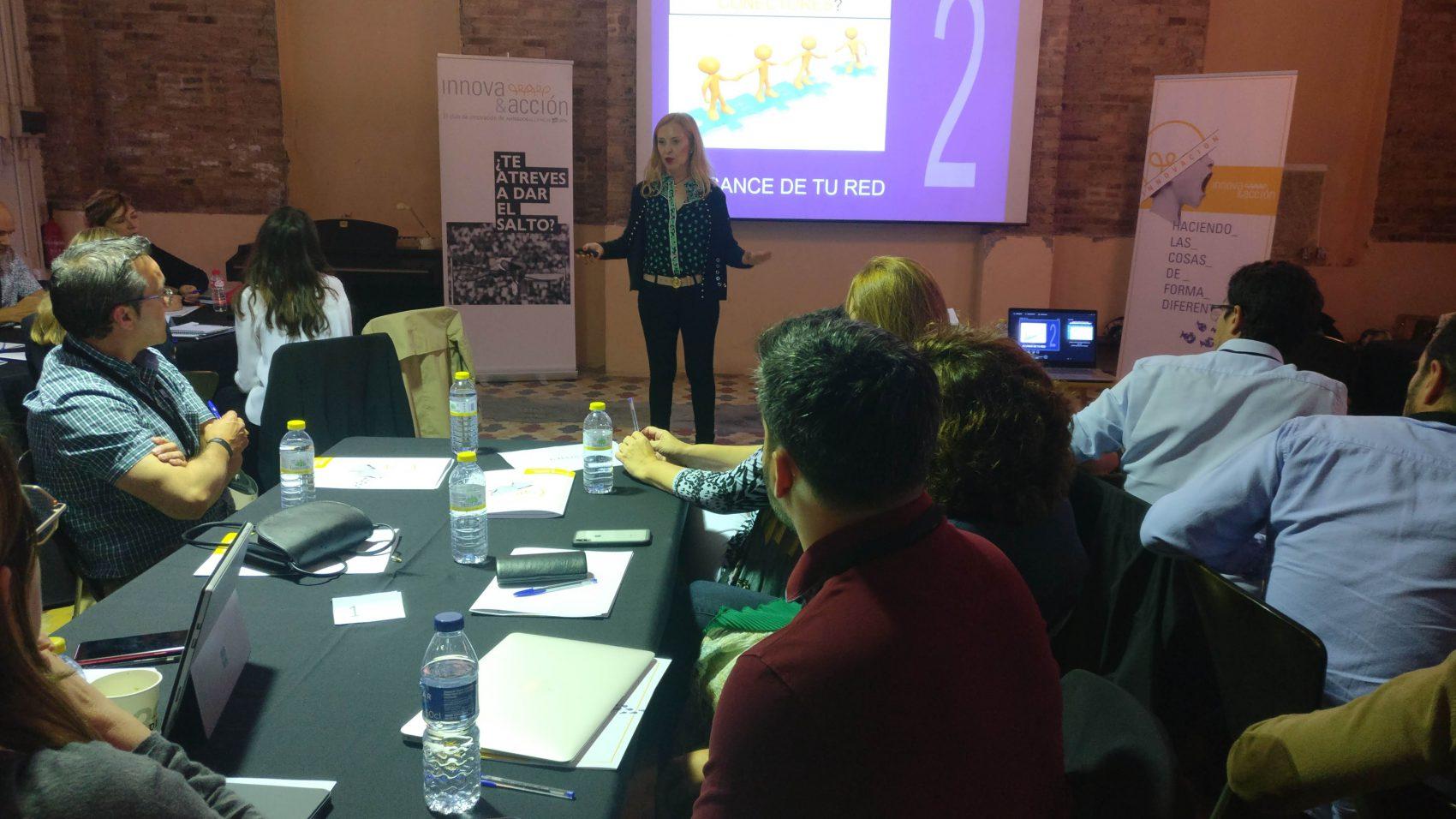 Innova&acción: networking para innovar