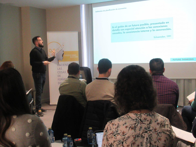Innova&acción: Future Thinking con Chechu Salas