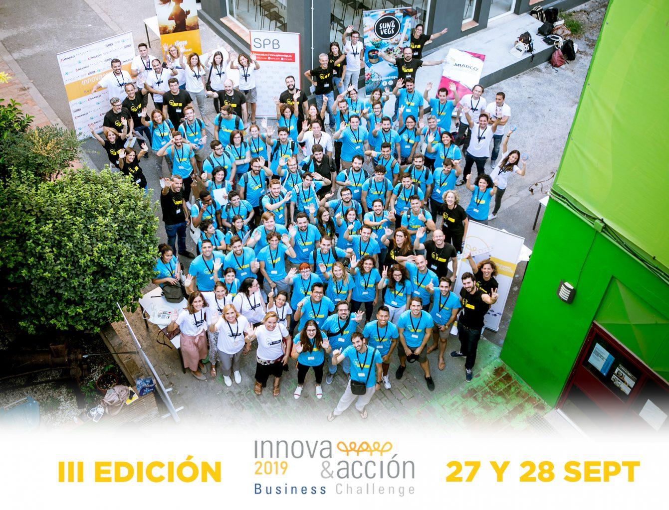 Buscamos Talento para Hackathon de Innovación