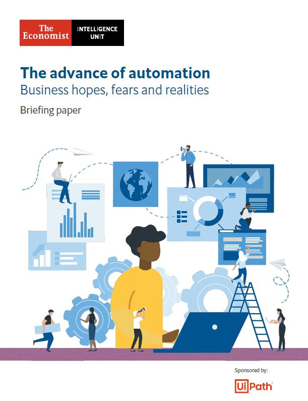 El avance de la automatización