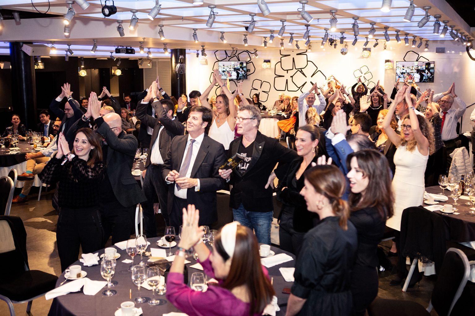 """Cena de Gala 2019: un viaje """"Sin Fronteras"""""""