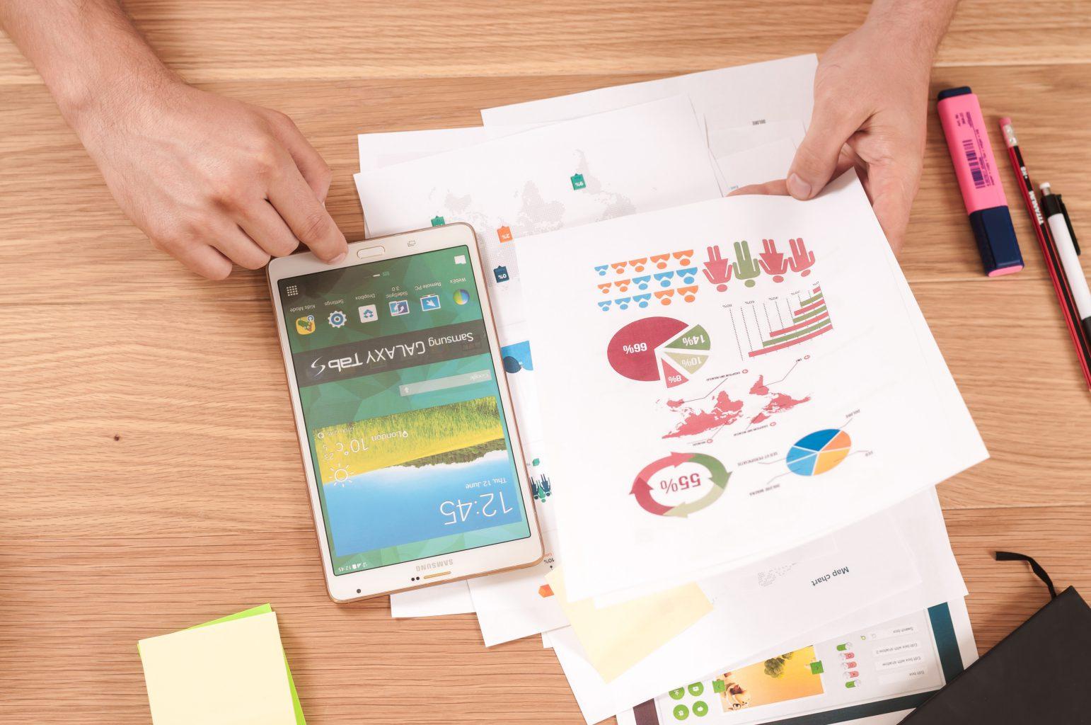 Hibridando personas y tecnología en el Mercado Único Digital: todas las infografías