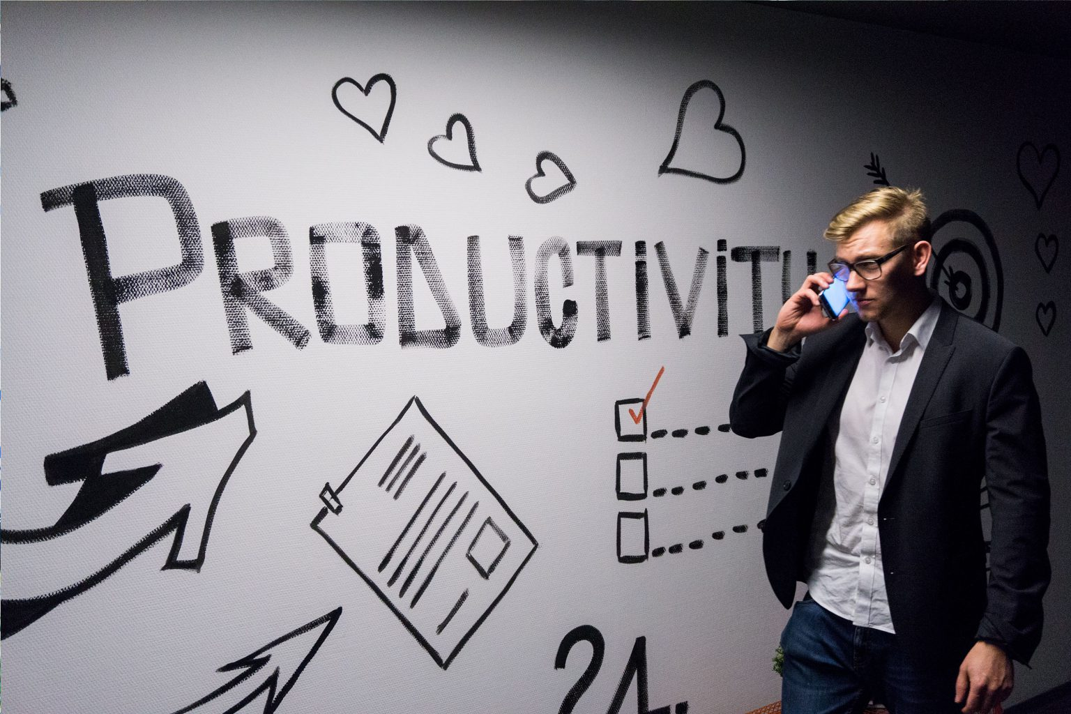 ¿Qué factores influyen en la productividad?