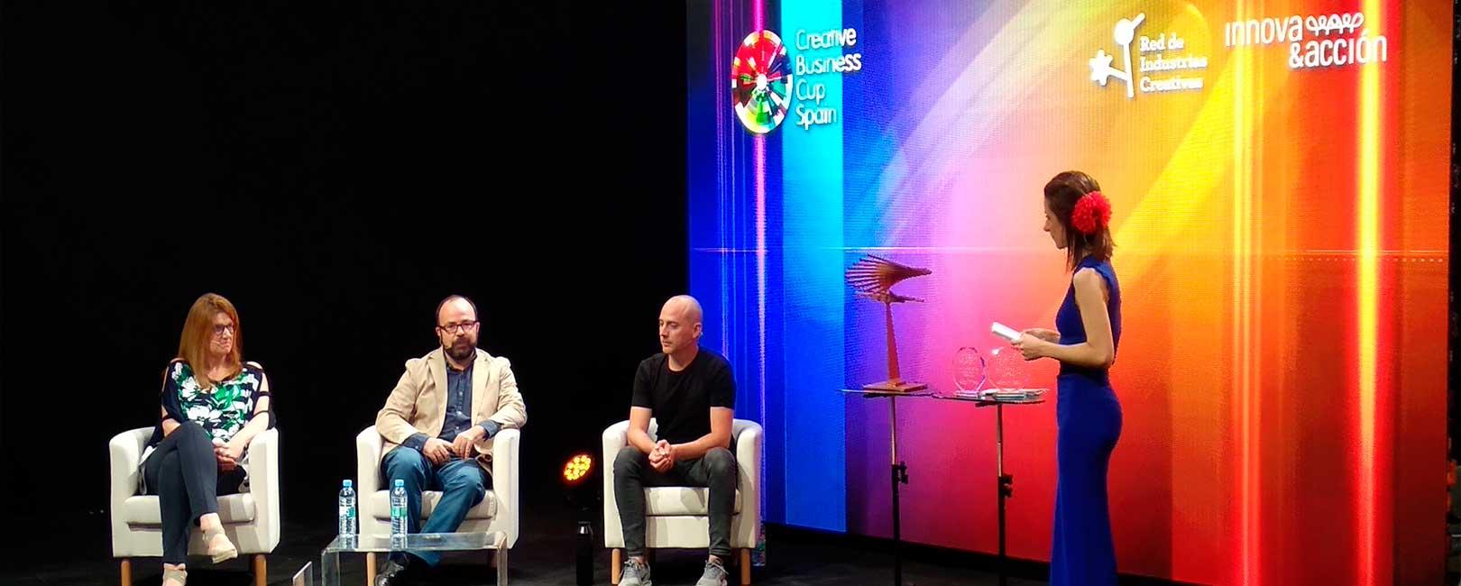 Convirtiendo ideas en negocios que unen a personas con un propósito común: la Creative Business Cup Spain