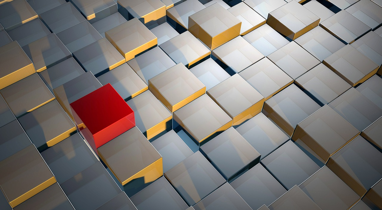 El cubo de la buena gestión es un cubo Rubik 2×2