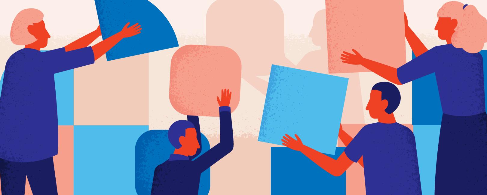 Los valores, el corazón de una organización
