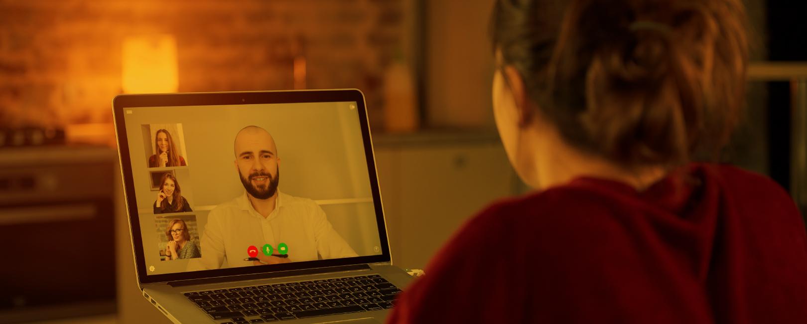 Cómo hacer productivas las videoconferencias